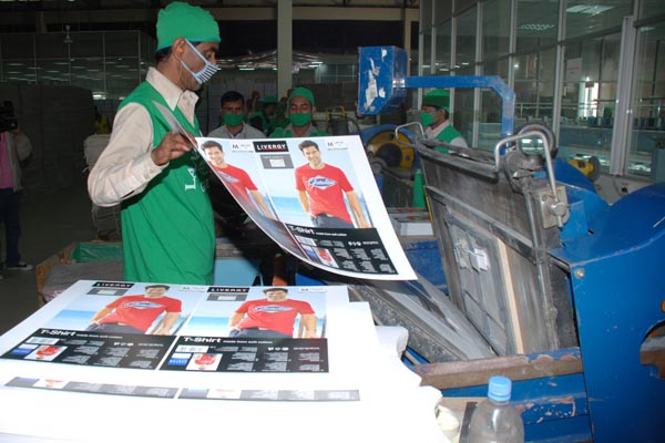 PRINTING & PACKAGING | Landmark Group Bangladesh